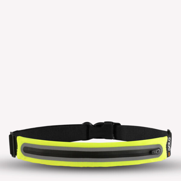 Waterproof-Sports-Belt-Yellow-1-GATO-Sports