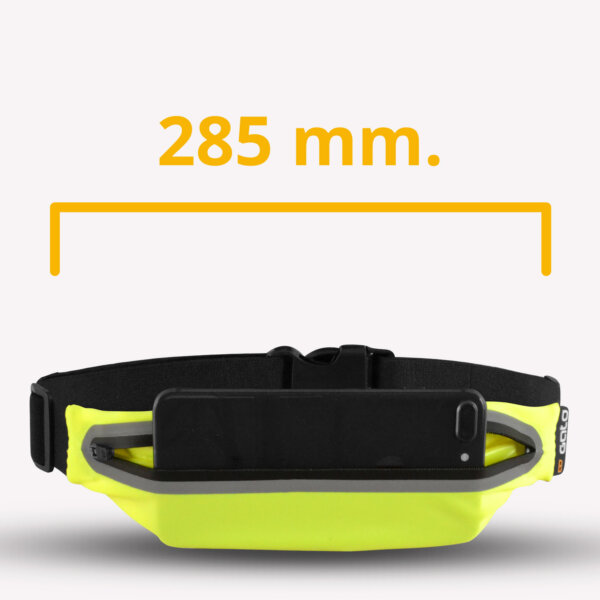 Waterproof-Sports-Belt-Yellow-4-GATO-Sports